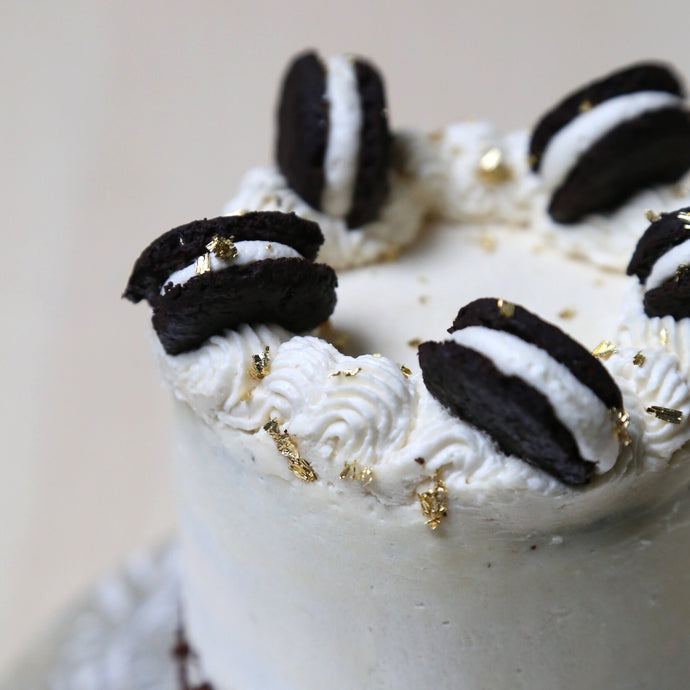 Cookies and Cream Cake - Leo & Co. Bakery