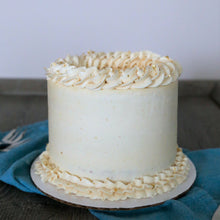 Load image into Gallery viewer, Classic Vanilla Cake - Leo & Co. Bakery