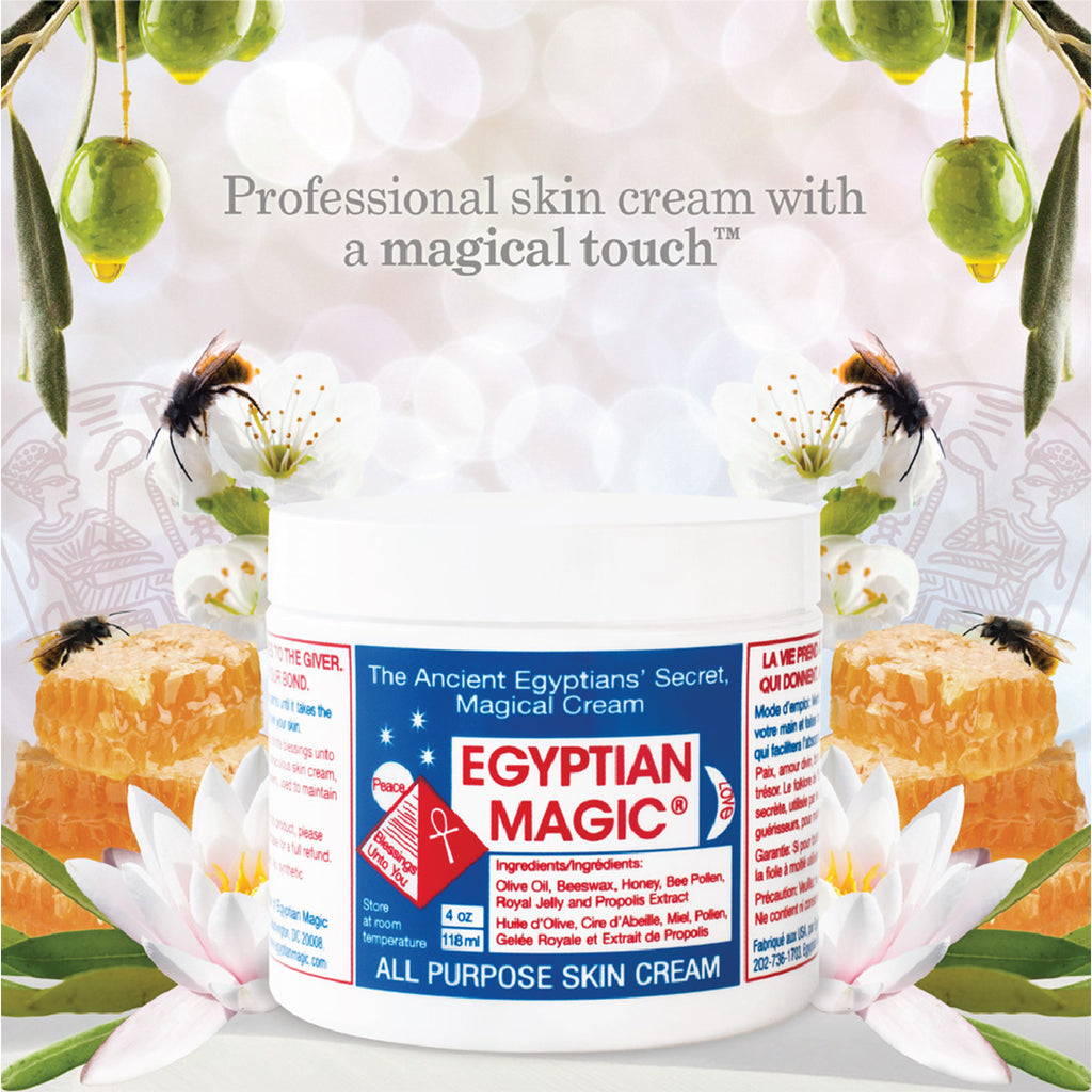 EGYPTIAN MAGIC - FEATURED CELEBRITIES BEAUTY SECRET