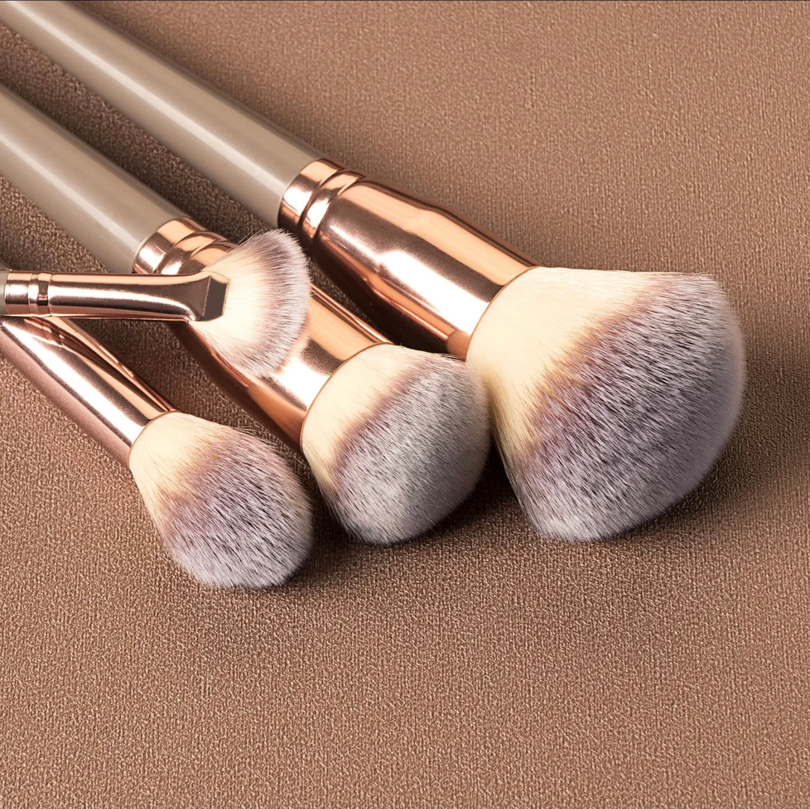 High Quality Vegan Brush Set - YourBeautyWorks