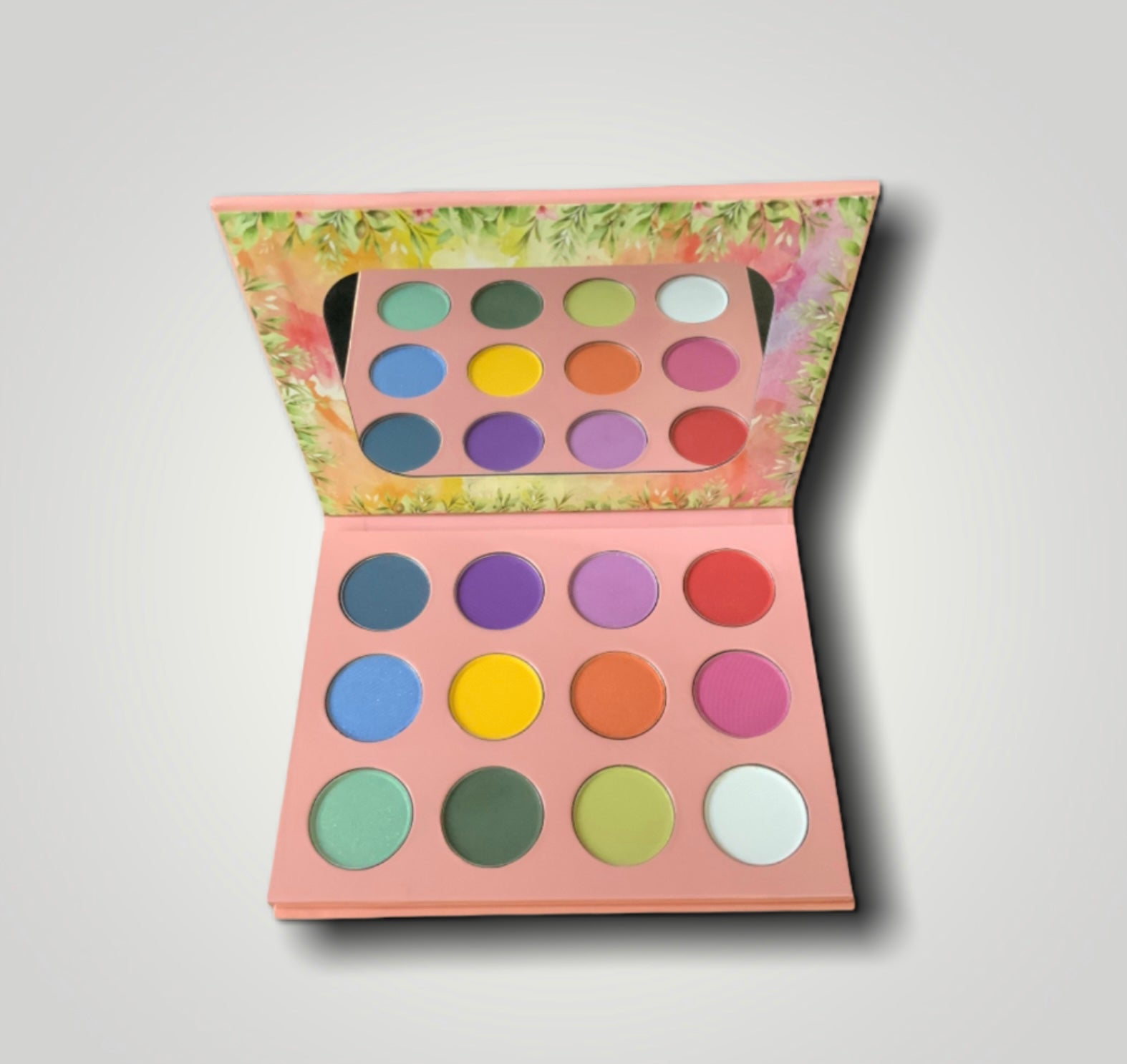 The Divine Palette - YourBeautyWorks