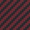 Black/Red (Twill)