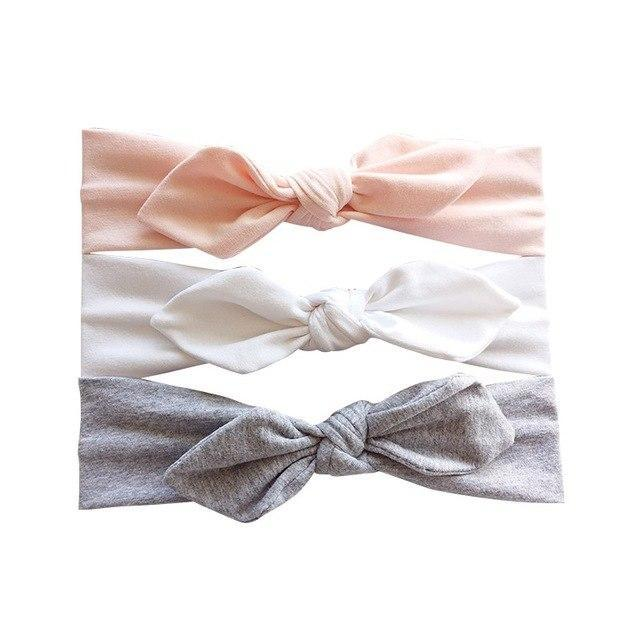 Kit 3 Bandanas Cut Baby Ref012