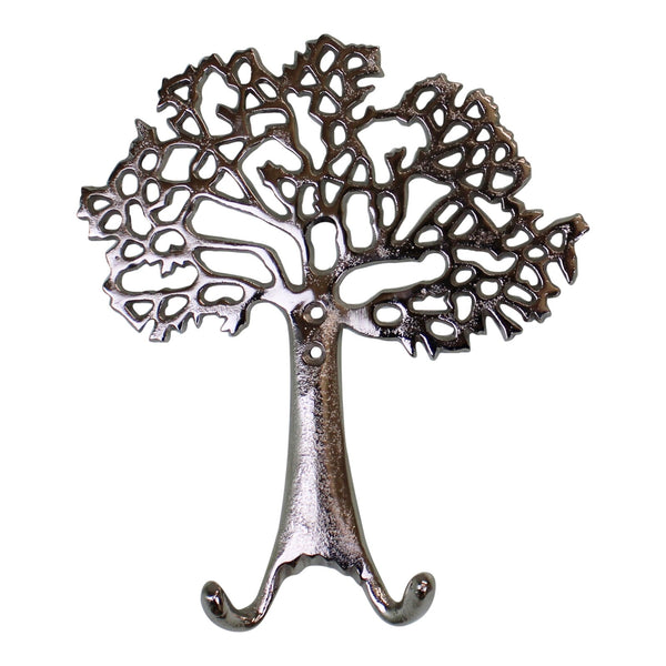 Tree Of Life Wall Hanging Double Coat Hook
