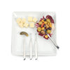 Appetizer Fork Set of 4 in use