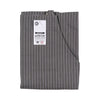 Pinstripe Granite Apron - folded