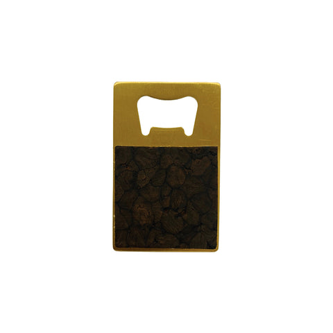Cork & Brass Bottle Opener