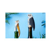 Fox Waiter Corkscrew & Owl Waiter Corkscrew