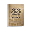 Pocket Tasting Journal - 33 Drams of Scotch