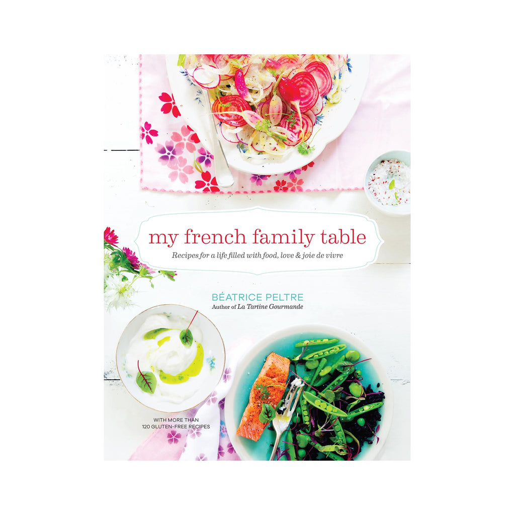 My French Family by Beatrice Peltre