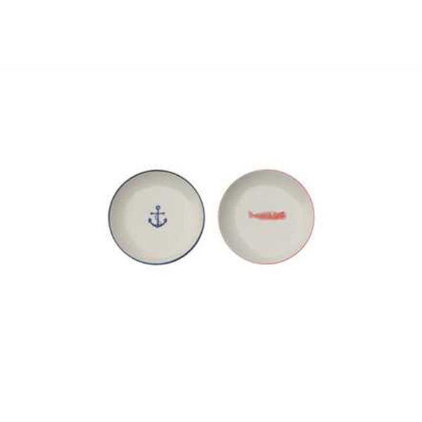 Maritime Ceramic Dishes