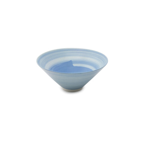 Conical Bowl - Medium - Cornflower