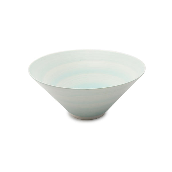 Conical Bowl - Large - Robin's Egg