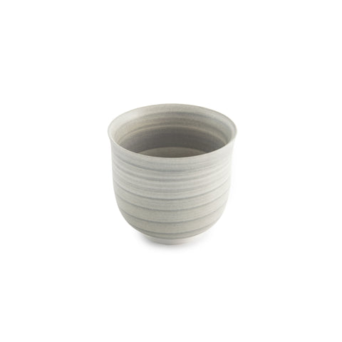 Conical Tulip Tea Cup - Slate