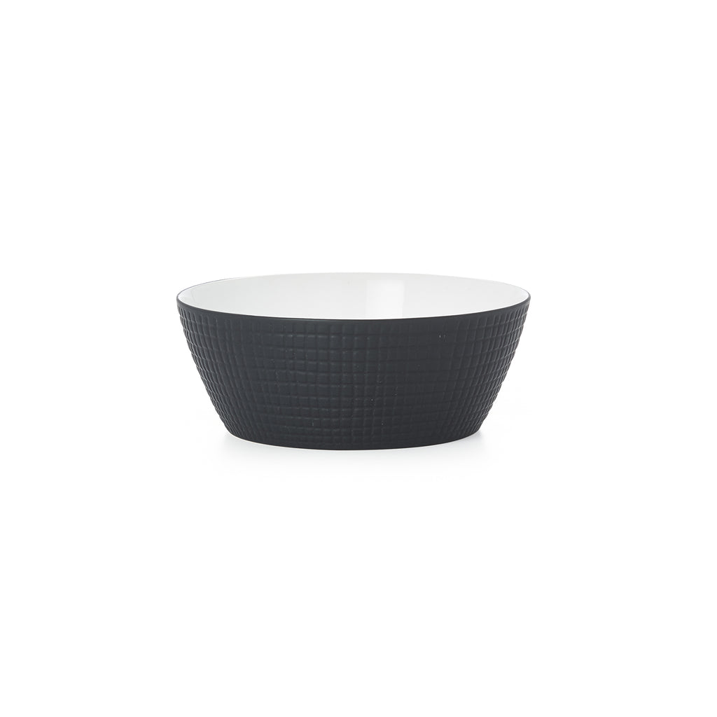 Avanti Black Ceramic Serving Bowls