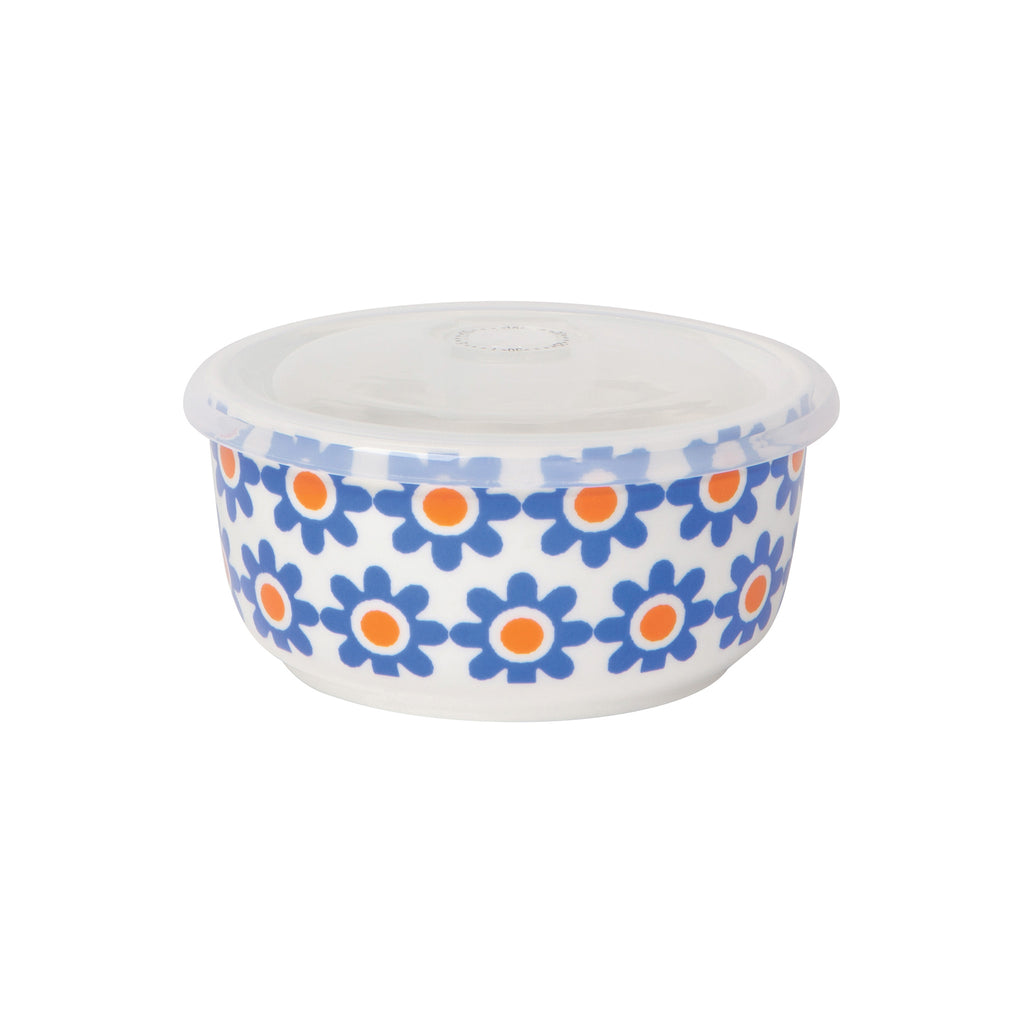 Snack & Serve Container - Blossom