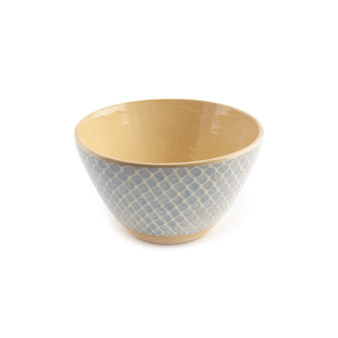 Terrafirma Ceramics Taj Opal  Small Salad Bowl