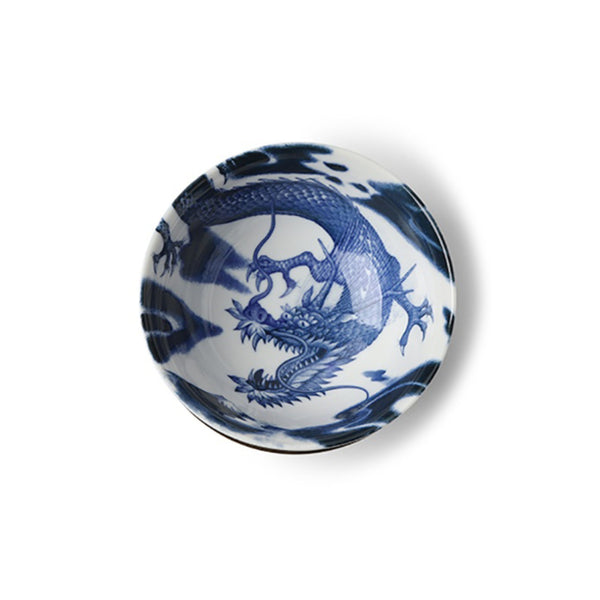 Flying Dragon Bowl - 8.25