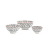 Kiri Porcelain Bowls - Dahlia  Collection