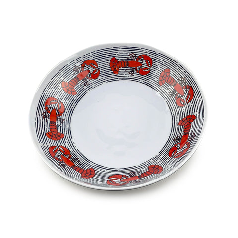 Kate Nelligan Waterline Lobster Serving Bowl