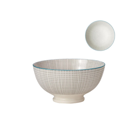 Kiri Bowls - Grey/Blue - Medium