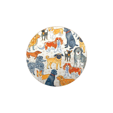 Dogville Coaster Set of 4