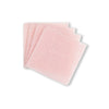 Modern Twist Silicone Coaster Set of 4 -Blush Linen