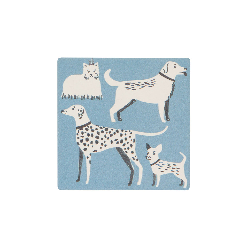 Dog Days Soak Up Coasters