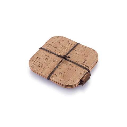 Cork Coaster Set of 4