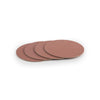Recycled Leather Coasters  Set of 4- Tile
