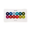 Wine O's Stem Markers Set - Round Mix