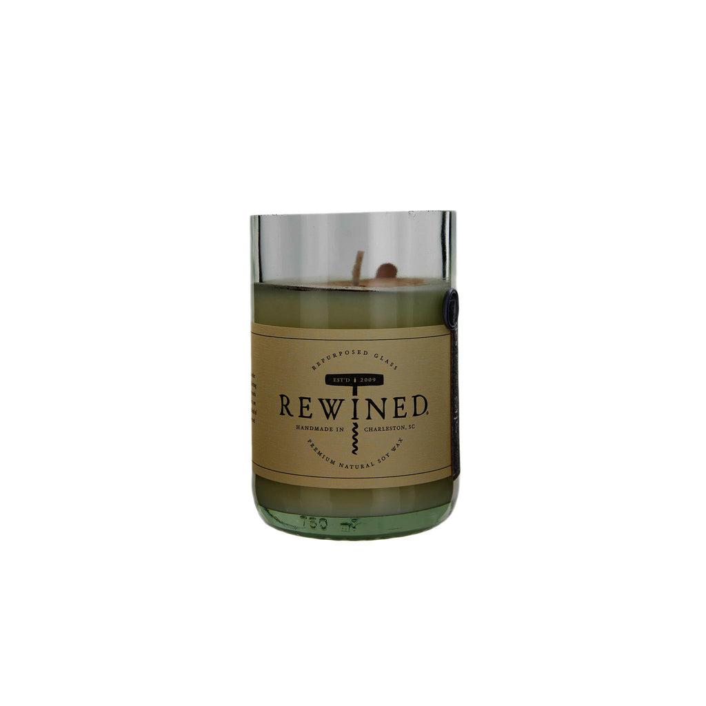 Retwined Rosé Soy Candle - Front