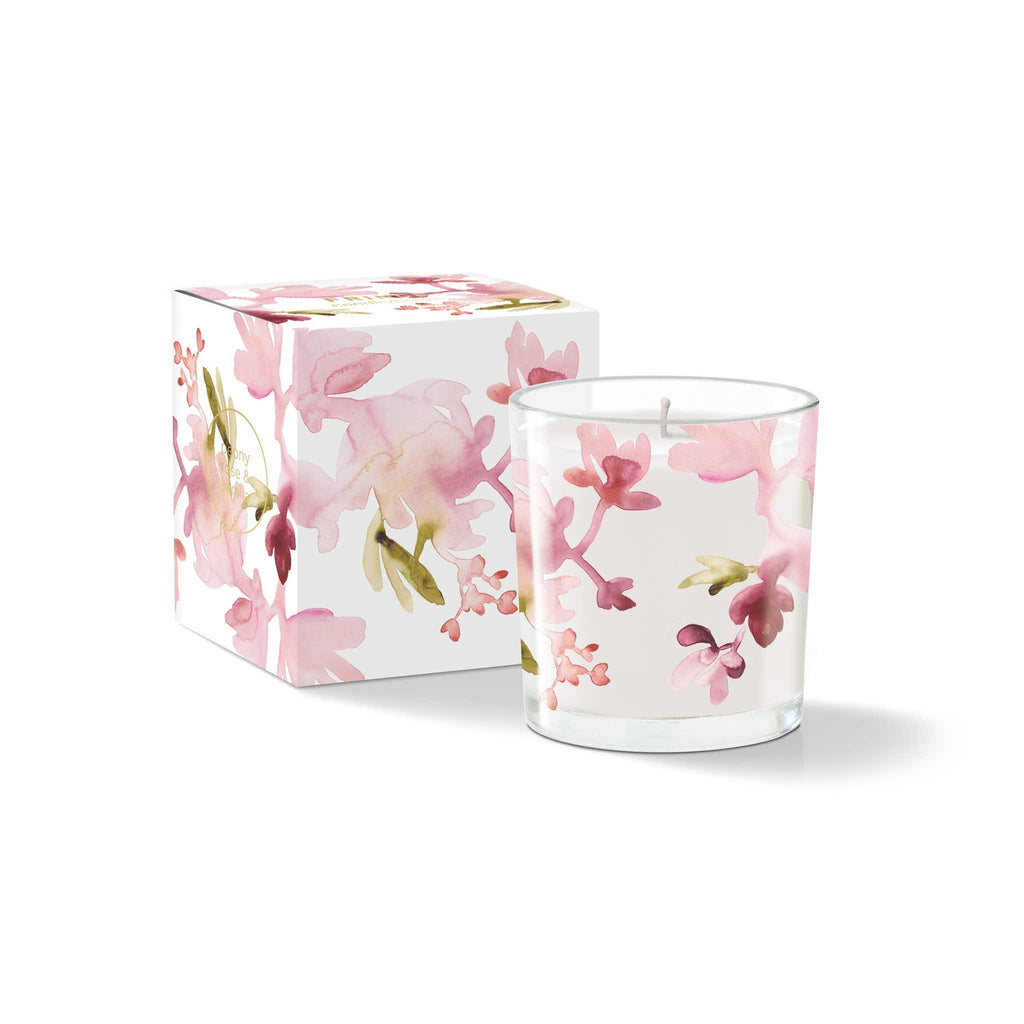 May Soy Candle - Floral