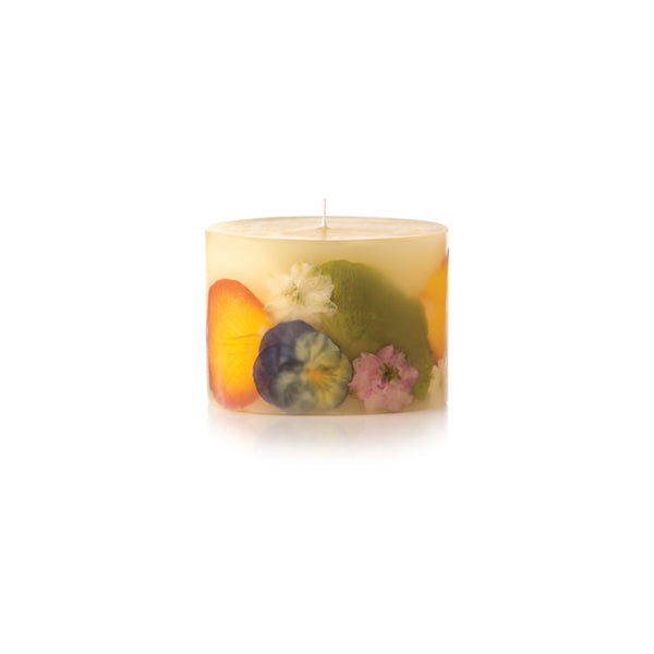 Rosy Rings Botanical Candle Petite Oval - Orange Blossom & Honey