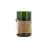 Rewined Pinot Noir Candle - back