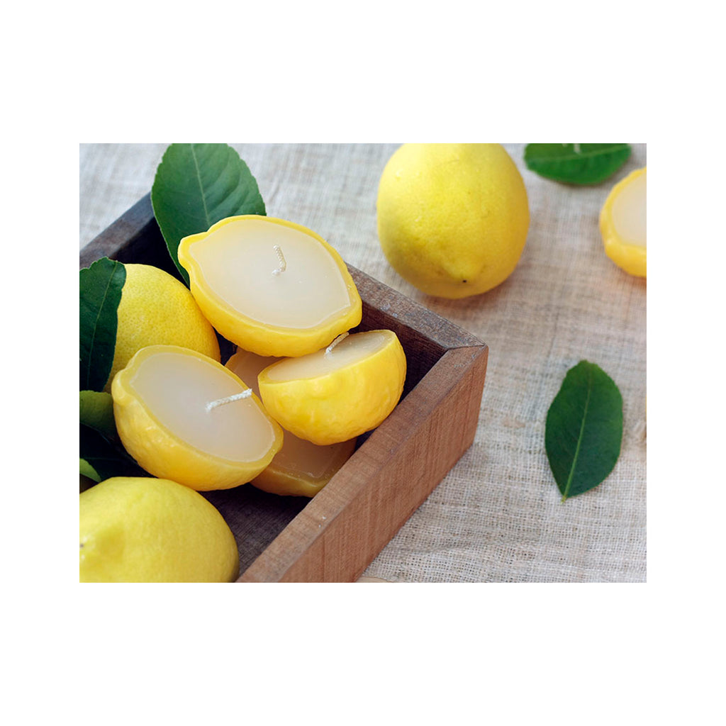 Vance Kitira Fruit Votive - Lemon scent