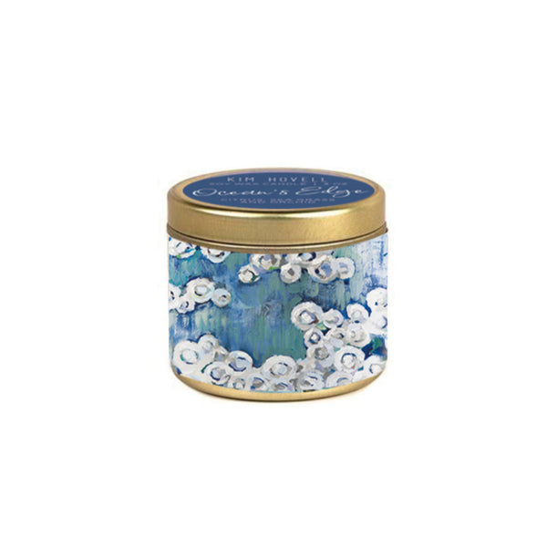 Kim Hovell Candle Collection - 3 oz - Ocean's Edge