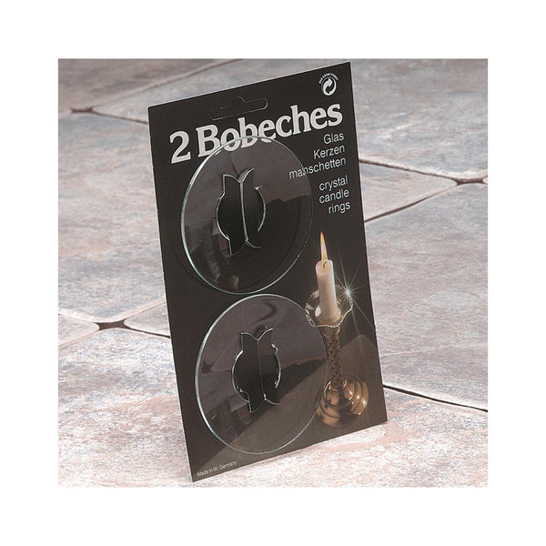 Bobeches Pair