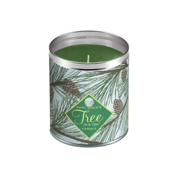 Aunt Sadie's Tree-In-A-Can Soy Candle