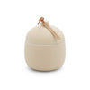 Keepsake Ceramic Canister Candle- Tea Tree Rose 4 oz