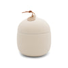 Keepsake Ceramic Canister Candles - Tea Tree Rose 12 oz