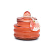 Paddywax Beam Mini Glass Candle with Lid - Pomelo Rose