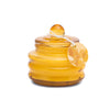 Paddywax Beam Mini Glass Candle with Lid - Tobacco Patchouli