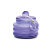 Paddywax Beam Mini Glass Candle with Lid - Lavender