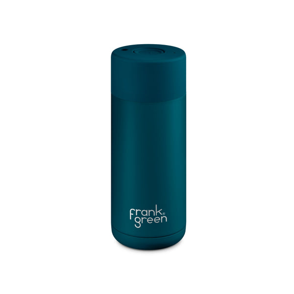 Frank Green 16 oz Ceramic Reusable Cup - Marine Blue