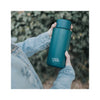 Frank Green 34 oz Ceramic Reusable Bottle - Harbor Mist lifestyle