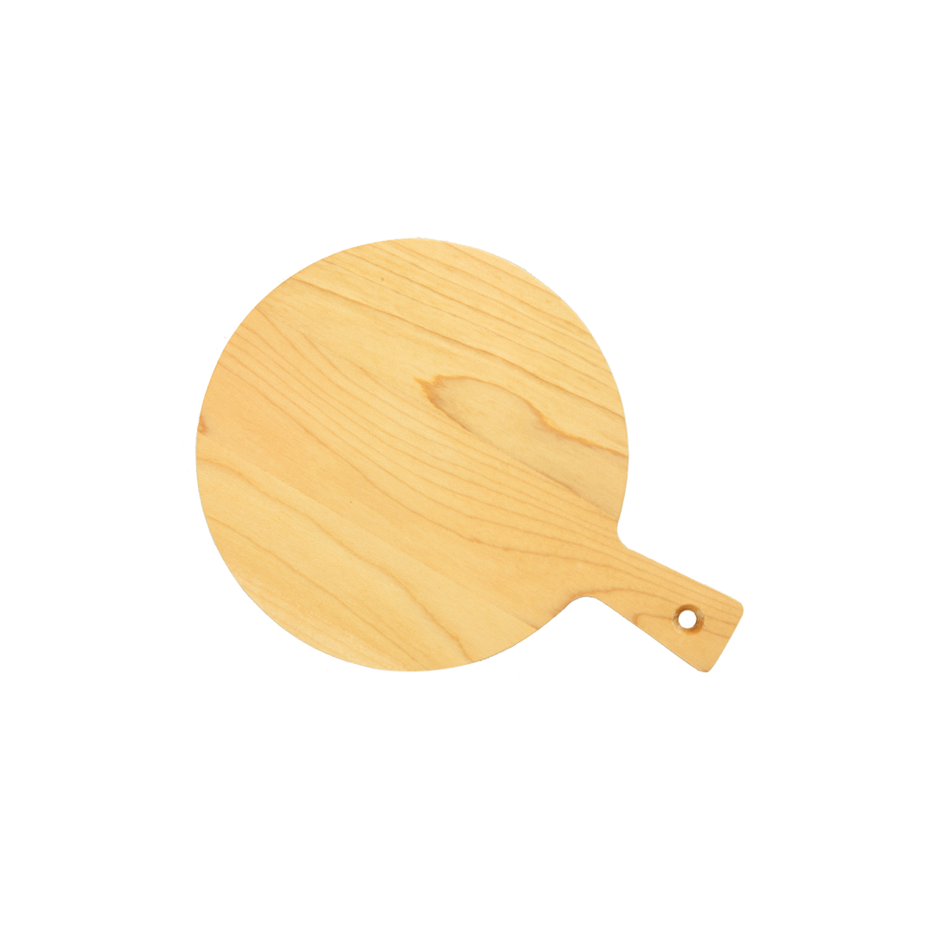 Maple Mini Cutting Board - Round