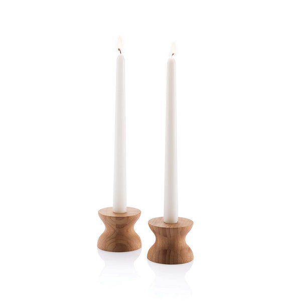 Reversible Candleholders - Thin
