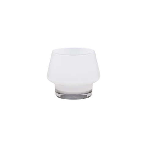 Kaso Candle Holder - White