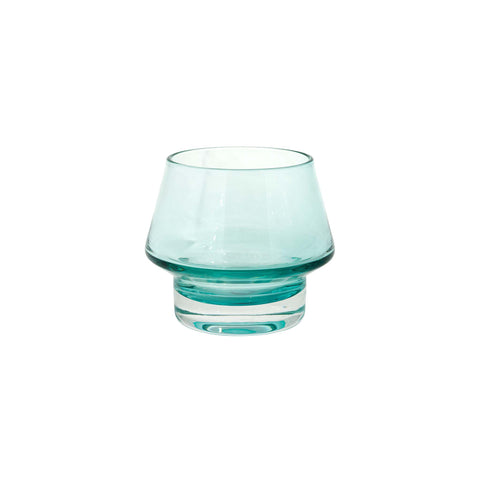 Kaso Candle Holder - Teal